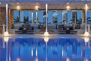 Hotel Myconian Ambassador Relais & Chateaux Hallenbad