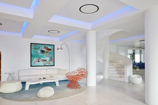 Hotel Myconian Ambassador Relais & Chateaux Lounge/Empfang
