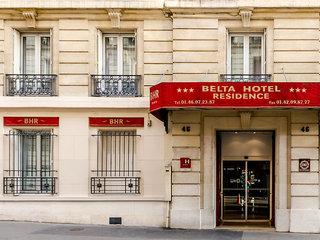 Hotel Belta Außenaufnahme