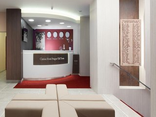 Hotel Clarion Prag Old Town Lounge/Empfang