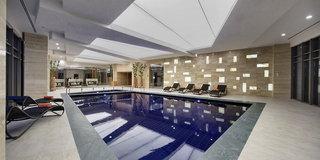 Hotel The Sense De Luxe Hallenbad