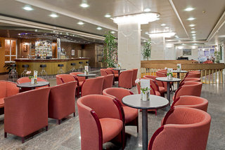 Hotel Bluesun Alga Lounge/Empfang