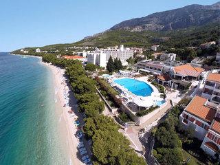 Hotel Bluesun Alga Luftaufnahme