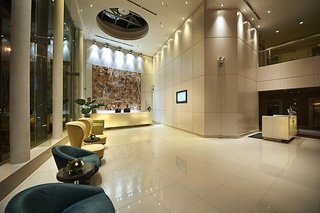 Hotel Ansa Kuala Lumpur Lounge/Empfang