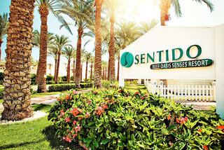 Hotel SENTIDO Reef Oasis Senses Resort Außenaufnahme