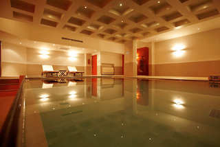 Hotel Sentido Aegean Pearl Hallenbad