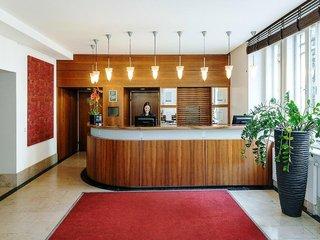 Hotel NH Wien Belvedere Lounge/Empfang
