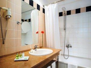 Hotel NH Wien Belvedere Badezimmer