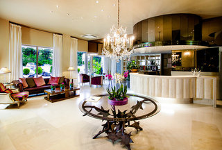 Hotel Panorama Lounge/Empfang