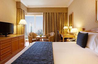 Hotel Crowne Plaza Dubai Wohnbeispiel