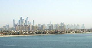 Hotel Sofitel Dubai The Palm Stadtansicht