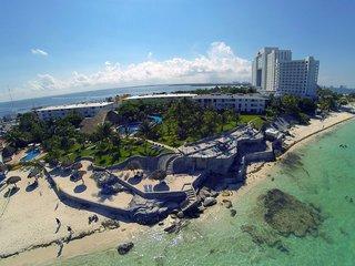 Hotel Dos Playas Beach House Hotel & Maya Caribe Beach House Hotel Außenaufnahme