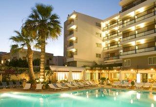 Hotel Best Western Plaza Hotel of Rhodes Außenaufnahme