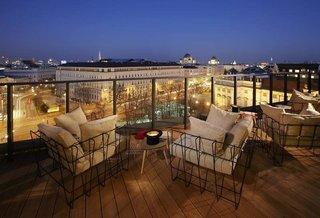 Hotel 25hours Hotel Wien beim Museumsquartier Terasse