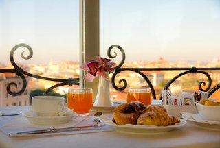 Hotel Marcella Royal Frühstücksraum