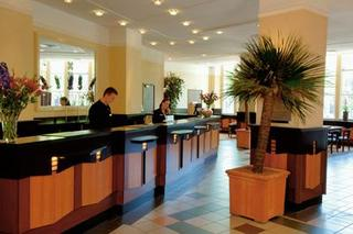 Hotel NH City Centre Amsterdam Lounge/Empfang