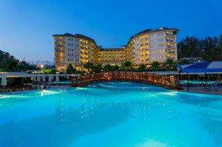 Hotel Mukarnas Spa Resort Außenaufnahme