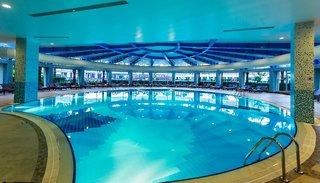 Hotel Mukarnas Spa Resort Hallenbad
