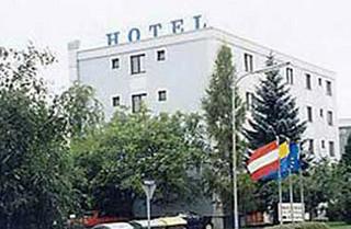 Hotel Arion Airport Außenaufnahme