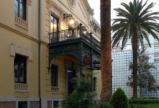 Hotel Hospes Palacio de Los Patos Außenaufnahme