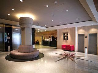 Hotel California Garden Lounge/Empfang