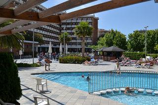 Hotel California Garden Pool