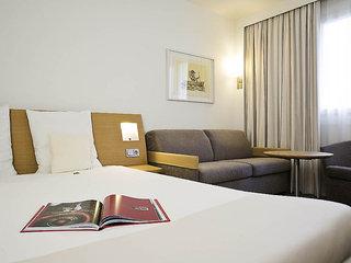 Hotel Novotel München City Wohnbeispiel