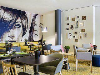 Hotel Novotel München City Restaurant