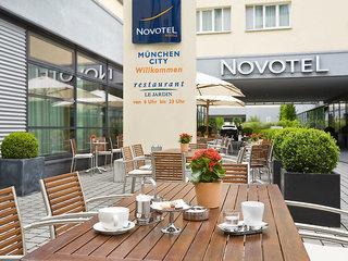 Hotel Novotel München City Terasse