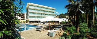 Hotel Aimia Außenaufnahme