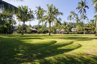 Hotel Duangjitt Resort & Spa Garten