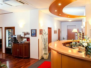 Hotel Cloister Inn Lounge/Empfang