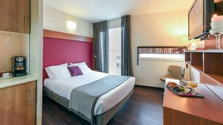 Hotel Appart´City Confort Paris Grande Bibliotheque Wohnbeispiel