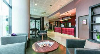 Hotel Appart´City Confort Paris Grande Bibliotheque Lounge/Empfang