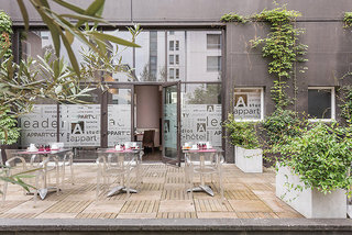 Hotel Appart´City Confort Paris Grande Bibliotheque Terasse