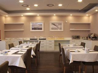 Hotel Masa Hotel Almirante Frühstücksraum