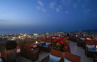 Hotel Royal Heights Resort Terasse
