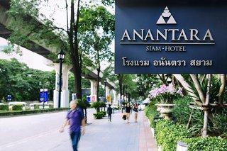 Hotel Anantara Siam Bangkok Außenaufnahme