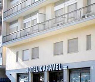 Hotel Caravel Außenaufnahme