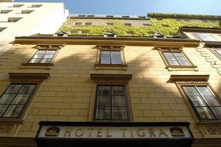 Hotel Das Tigra Hotel Wien Außenaufnahme