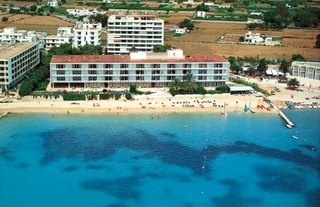 Hotel Arenal Luftaufnahme