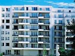 Hotel Adagio Paris Buttes Chaumont Außenaufnahme