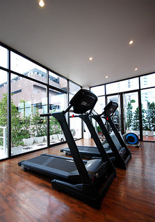 Hotel I-Residence Silom Sport und Freizeit