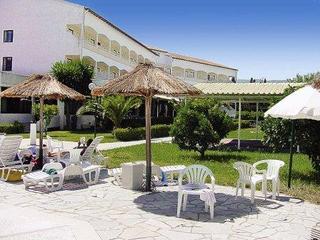 Hotel Livadi Nafsika Terasse
