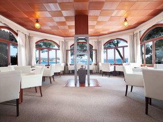 Hotel Cala Fornells Terasse