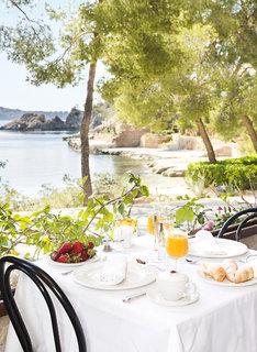 Hotel Cala Fornells Restaurant
