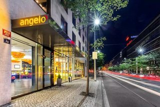 Hotel Angelo by Vienna House Prague