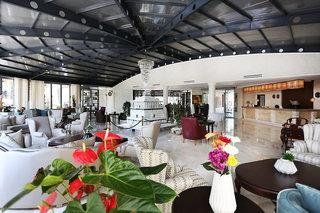 Hotel Bodrium Luxury Hotel & YouSpa Lounge/Empfang
