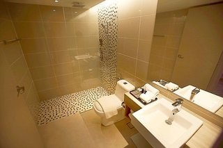 Hotel DoubleTree Resort by Hilton Penang Badezimmer