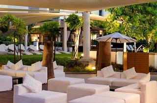 Hotel Conrad Dubai Terasse